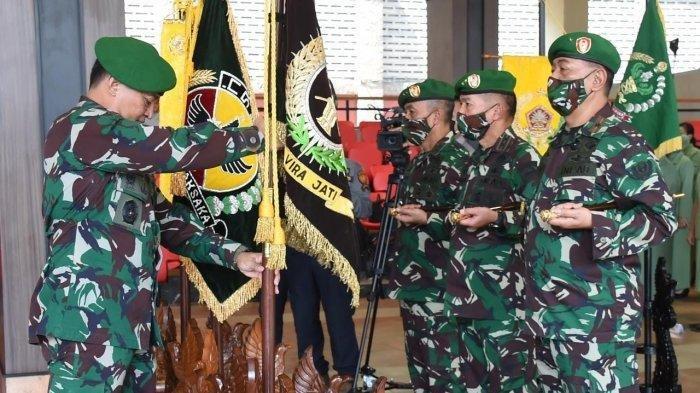 Biodata Brigjen TNI Dian Sundiana dari Kostrad, Jenderal Andika Perkasa Beri Pangkat Bintang Satu