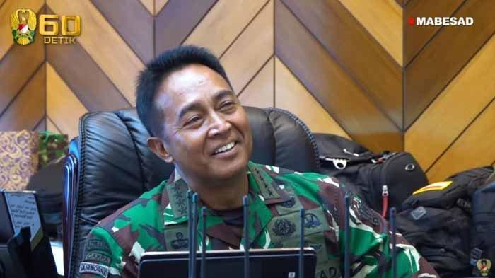 KSAD Jenderal Andika Perkasa Berpeluang Besar Jadi Panglima TNI karena Paham Media Sosial