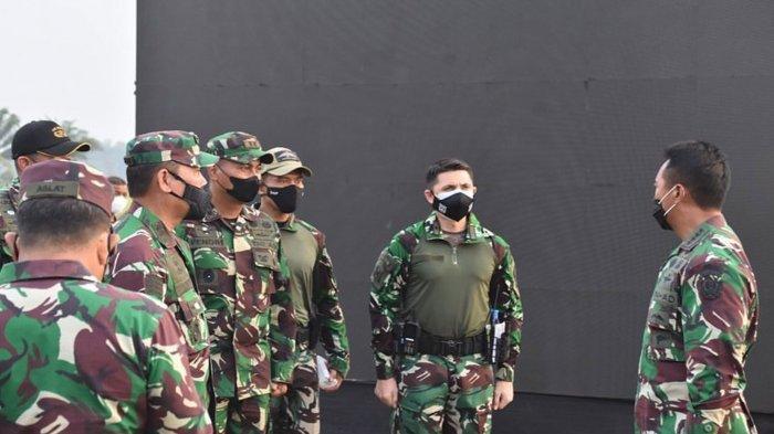 Jenderal Andika Perkasa Pantau Garuda Shield, Latihan TNI AD dan Pasukan Amerika Memasuki Puncaknya