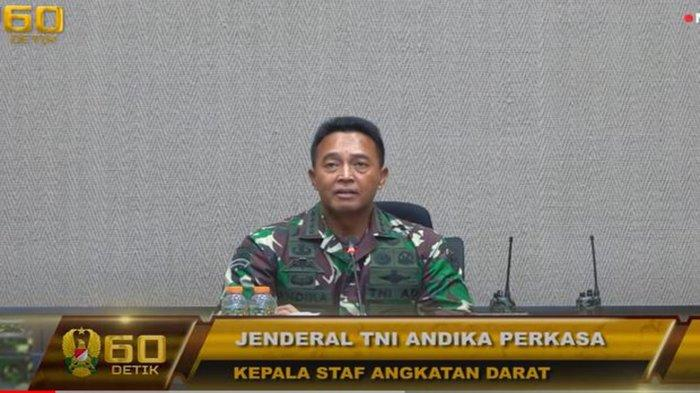 Kasus Covid-19 di Indonesia Meroket, Jenderal Andika Perkasa Pantau Kesiapan Rumah Sakit TNI AD