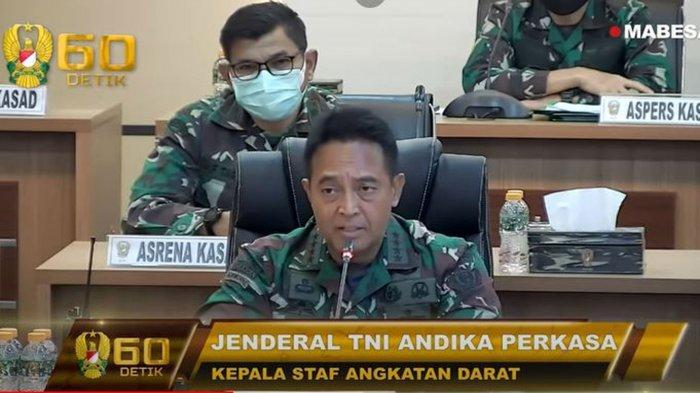 Jenderal Andika Perkasa Perbaiki Koperasi dan Tabungan Wajib Perumahan demi Selamatkan Uang Prajurit