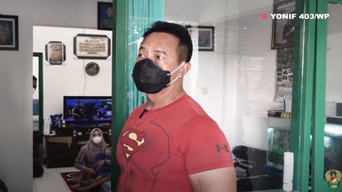 Jenderal Andika Perkasa Sampaikan Kabar Bahagia ke Anak Prajurit TNI AD yang Sakit Radang Otak