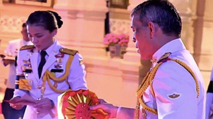 Sosok Jenderal Cantik Penyandang Bintang 4 yang Baru Dinikahi Raja Thailand, Pernah Jadi Pramugari