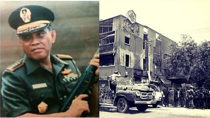 Jenderal Kesayangan Soeharto Terseret Kasus Peristiwa Berdarah Tanjung Priok, Puluhan Nyawa Melayang
