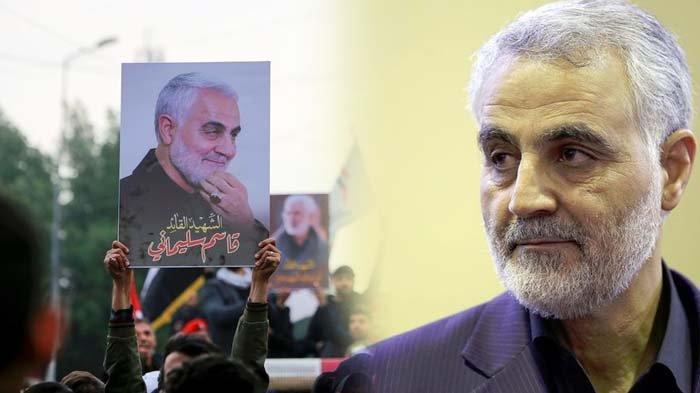 Kabar Terbaru Kematian Qassem Soleimani: Iran Tambah Daftar Tersangka, Kedubes AS Dihujani Roket