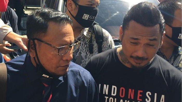 Jerinx SID Bantah Hina IDI, Diperiksa di Polda Bali terkait