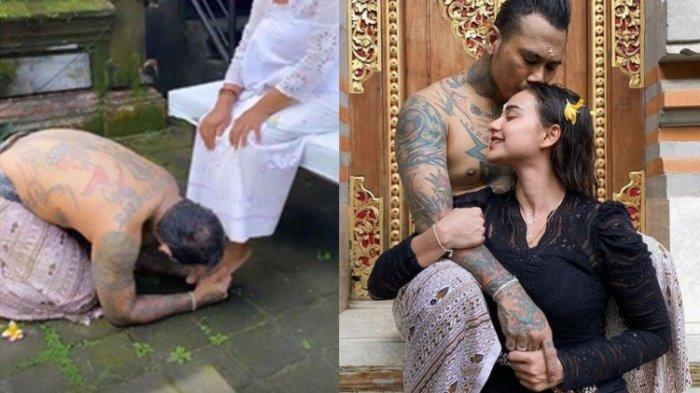 Momen Haru Jerinx SID Cium Kaki Ibunya Setelah Bebas dari Penjara, Nora Alexandra: Menuju Terang