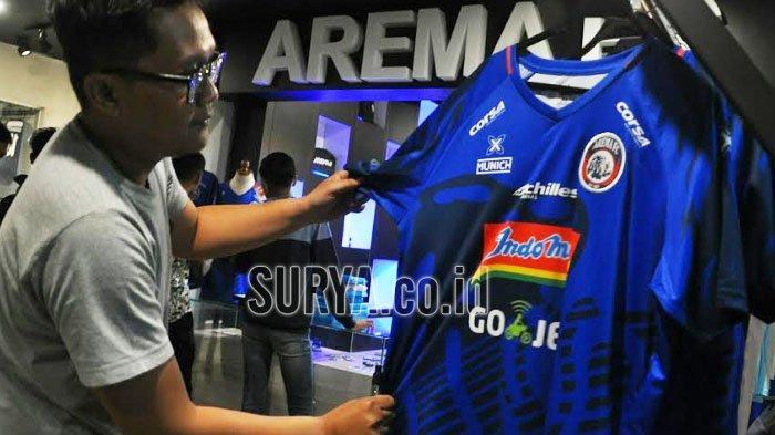 Ini Penyebab Putusnya Kerjasama Arema FC dengan Brand Apparel Asal Spanyol Munich X