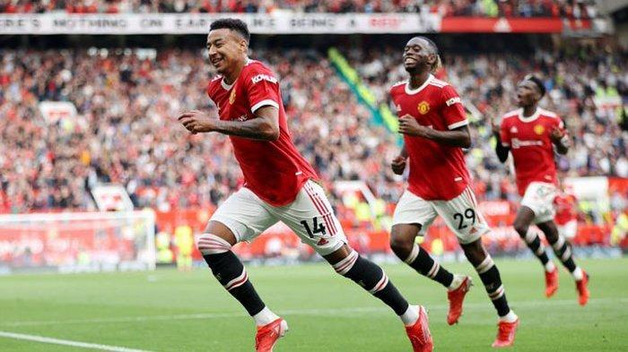Jesse Lingard, Hasil Liga Inggris - Cristiano Ronaldo Bawa Man United ke Puncak Klasemen Usai Cetah Dua Gol