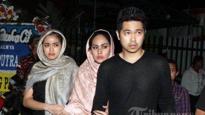 Cerita Jessica Iskandar Didatangi Olga Syahputra di Mimpi, Ini Kondisi Makam Kakak Billy Syahputra