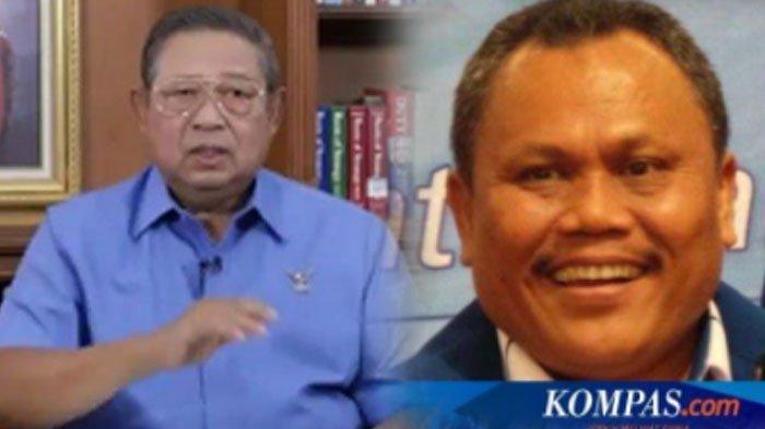 Biodata Jhoni Allen Marbun, Kader Demokrat yang Dipecat Setelah Temui SBY: Eks ASN, Ini Kekayaannya