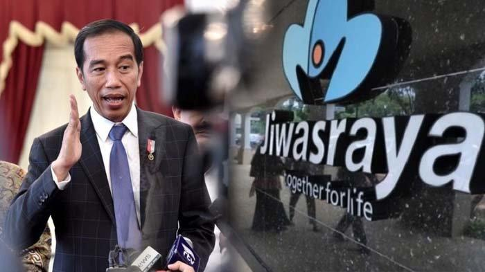 Jiwasraya Gagal Bayar Nasabah Rp 12,4 Triliun hingga Digugat, Ini Solusi Jitu Presiden Jokowi