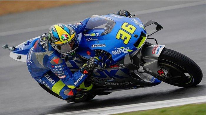 Joan Mir MotoGP Aragon, tak gentar dominasi Yamaha
