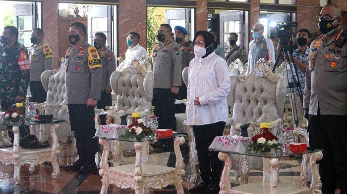 Seribu Elemen Masyarakat Deklarasi Jogo Suroboyo Damai, Wali Kota Risma: Mari Kita Jaga Surabaya