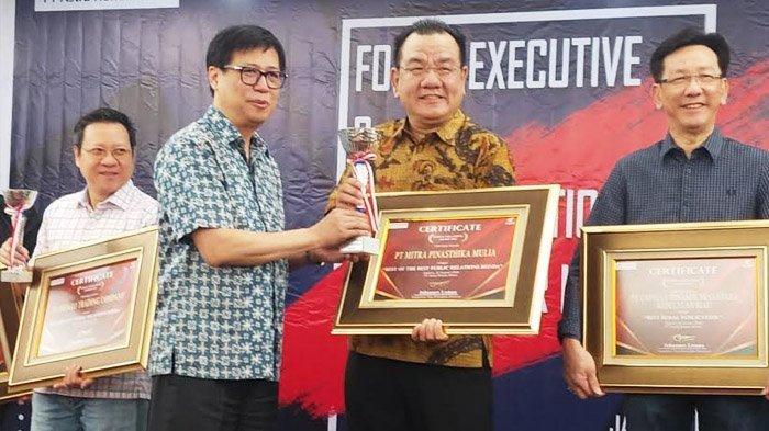 MPM Raih Best Of The Best Public Relation Honda Award 2019