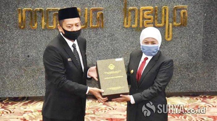 Penuhi Sejumlah Kriteria, BPK RI Beri Penghargaan WTP untuk Pemprov Jatim