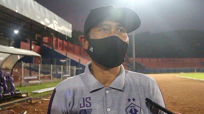 Joko Susilo Akui Senang dengan Laga Persik Kediri Lawan Persipura Jayapura, Meski Hasil Mengecewakan