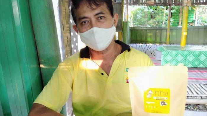Kisah Joko Wahyu, Pria Asal Kediri Rintis Produksi Pisang Cavendish Jadi Sele Lezat
