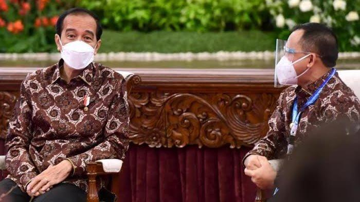 Munas Dibuka Presiden Joko Widodo, Apkasi Laporkan Soal Refocusing APBD hingga Vaksinasi