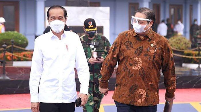 Kabar Baik dari Menko Airlangga Hartarto: Presiden Joko Widodo Tambah Plafon KUR dan Kredit UMKM