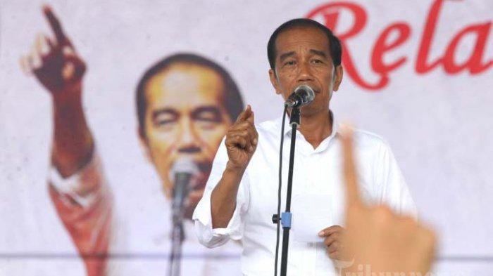 Hasil Sementara Pilpres 2019- Jokowi Menang di TPS Tempat Bupati Bangkalan Nyoblos, Prabowo 25 Suara