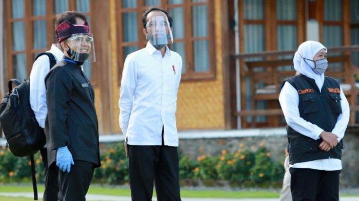 Jokowi Sebut Pariwisata Banyuwangi Sangat Siap Memasuki New Normal