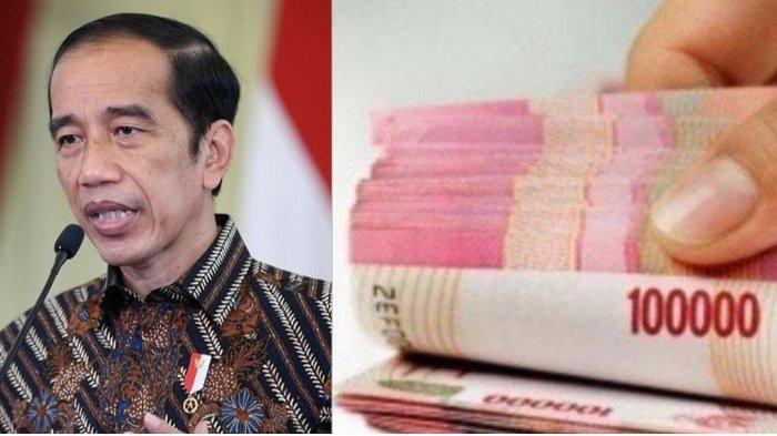 THR Pensiunan 2021, PNS dan TNI-Polri Cair, Presiden Jokowi Sebut Sudah Tanda Tangan Ini Besarannya