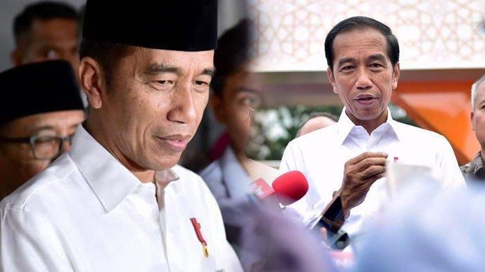 Jokowi Tanggapi Keputusan Hasil Pilpres KPU, 'Terang Benderang Siapa yang Menang, Siapa yang Kalah'