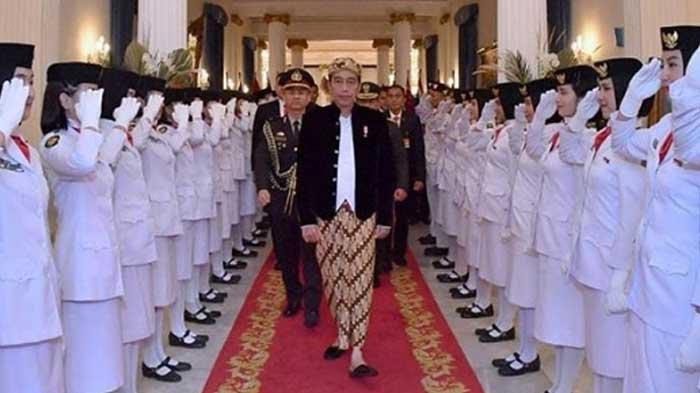 Jokowi Ulang Tahun Jadi Trending Topic Twitter Hingga Dapat Tawaran Caption Dari Penulis Terkenal Halaman All Surya