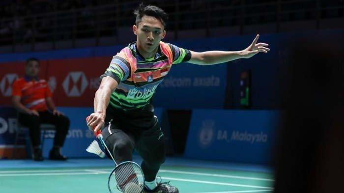 PIALA SUDIRMAN 2019, Susunan Pemain (Line Up) Indonesia vs Taiwan! Jonatan Christie (Jojo) Main