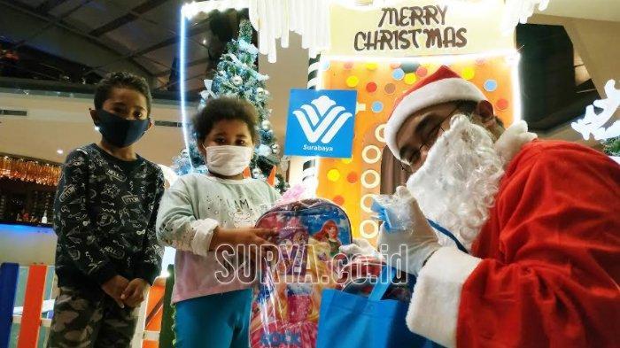 Wyndham Hotel Kota Surabaya Sambut Natal Bersama Anak-anak Panti Asuhan