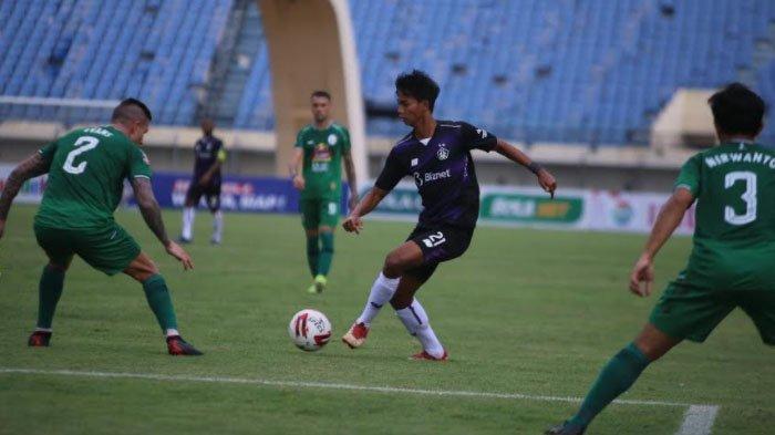 Sosok Jordan Zamorano Pemain Muda Persik Kediri yang Tampil Apik di Dua Laga Piala Menpora 2021