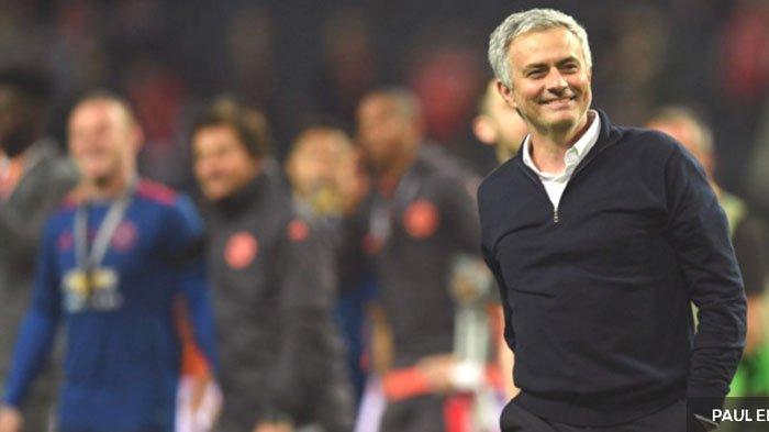 Hadapi CSKA Moskva Tanpa Pogba, Fellaini, dan Carrich, Jose Mourinho: Modal Utama Kami Kolektivitas