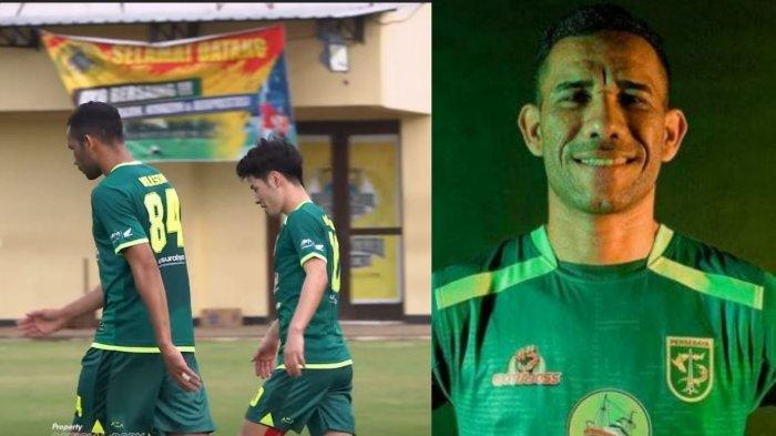 VIDEO Gol Jose Wilkson Berseragam Persebaya Surabaya: Striker Brasil Cetak Quatrick