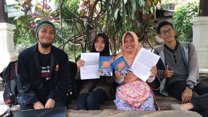 Ketika Tulisan Membawamu Terbang ke Lombok…