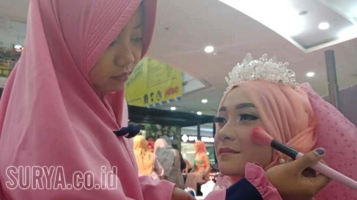 Baru 7 Bulan Belajar Make Up, Mala Kaget Jadi Pemenang Wardah Wedding Make Up Competition