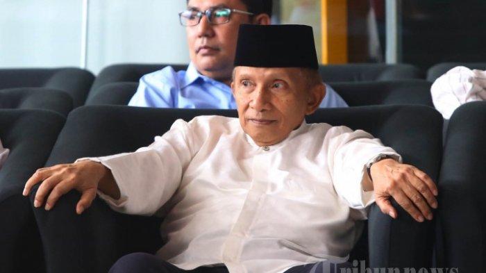 Status Amien Rais Bisa Jadi Tersangka Makar Seusai Pemeriksaan, Ini Penjelasan Polda Metro Jaya