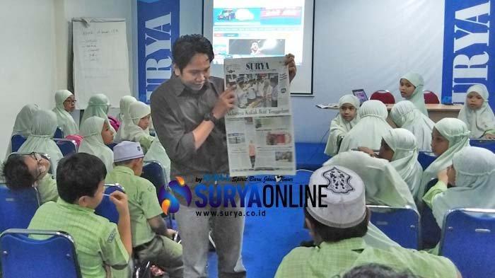 Biodata Manager Digital Harian Surya Adrianus Adhi