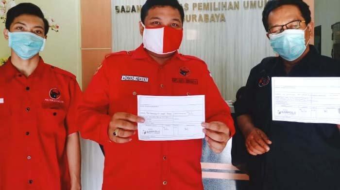 Respons KPU Surabaya terkait Keberatan Tim Eri - Armuji soal Penertiban APK Paslon oleh Bawaslu