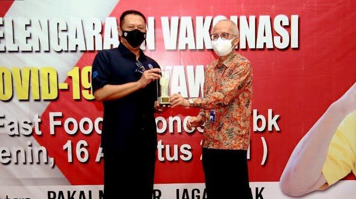 KFC Indonesia Intensifkan Vaksinasi Seluruh Karyawan Gerai, Utamakan Kesehatan dan Keselamatan