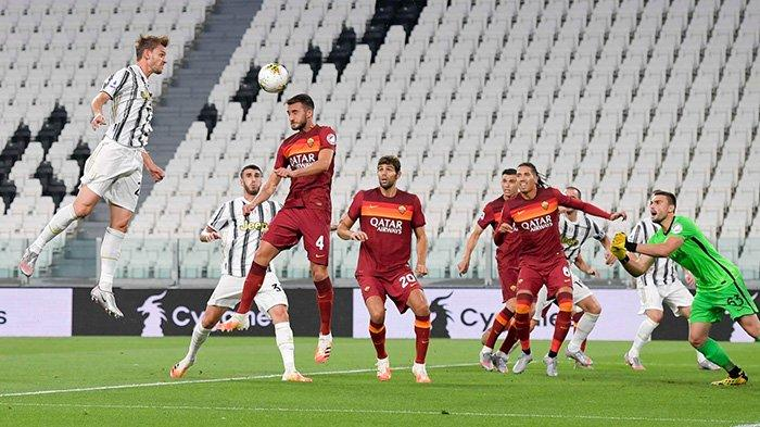 Jadwal Liga Italia Pekan Kedua: Big Match AS Roma vs Juventus, Inter Milan dan Napoli
