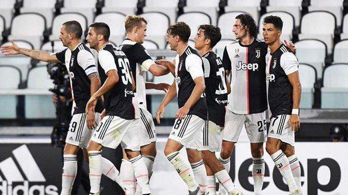 Link Live Streaming Juventus vs Cagliari, Jam 2:45 WIB Dini Hari, Bianconerri Diterpa Badai Cedera