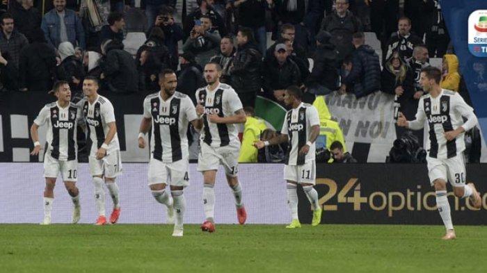 Hasil Lengkap dan Klasemen Liga Italia - Juventus Mantap Pimpin Klasemen hingga Pekan ke-11