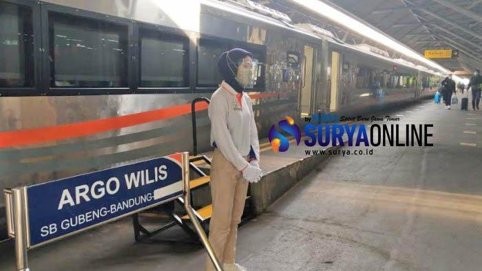 9 Stasiun Buka Layanan Rapid Test Antigen untuk Calon Penumpang di Area Stasiun, Segini Tarifnya