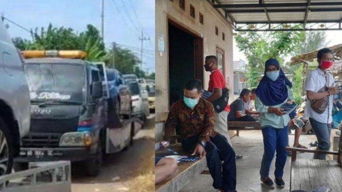 Kabar Terbaru Kampung Miliarder Tuban Kini Digeruduk Sales, TNI-Polri Juga Siaga 24 Jam Nonstop
