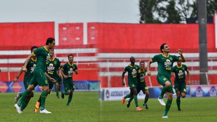 Kabar Terbaru Persebaya Surabaya, Jalannya Pertandingan & Bawa Tiket Final Piala Gubernur Jatim 2020