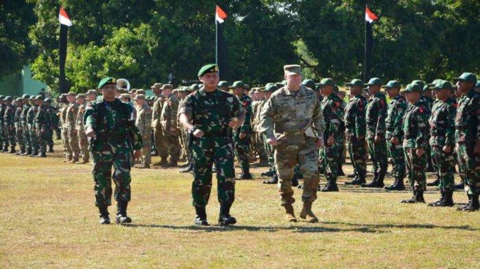 Garuda Shield 2019. Kabar Terbaru US Army Kirim 1300 Pasukan ke Indonesia dalam rangka Garuda Shield, diulas di artikel ini