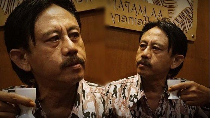 Biodata Epy Kusnandar Pemeran Kang Mus Preman Pensiun 5, Kariernya Dimulai Sejak Kuliah