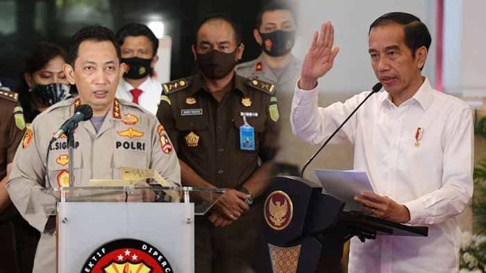 Link Live Streaming Fit and Propert Test Komjen Listyo Sigit Prabowo Calon Kapolri Rabu 20 Januari