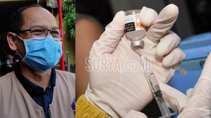 Dinkes Kota Blitar Gencar Sosialisasikan Program Vaksinasi Covid-19 Aman